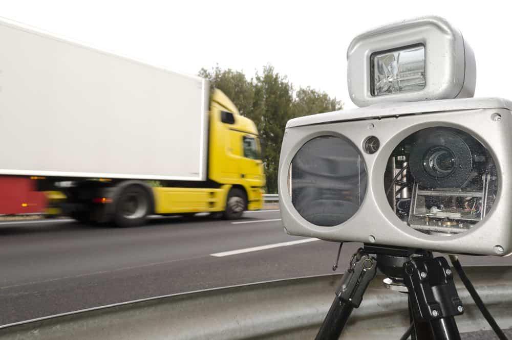 Speed camera