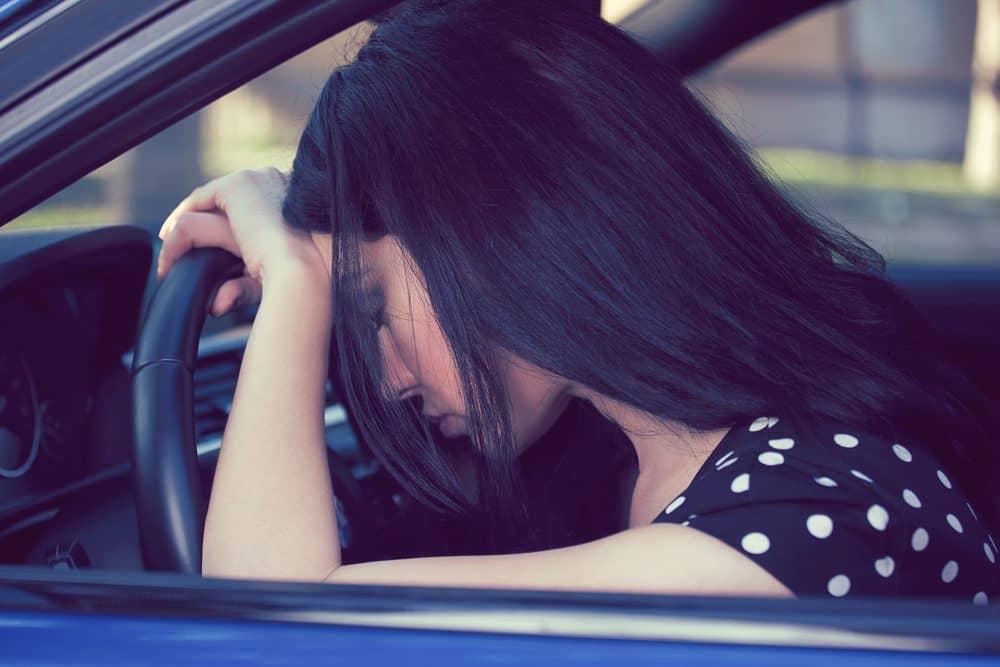 defesa suspensao direito dirigir quando