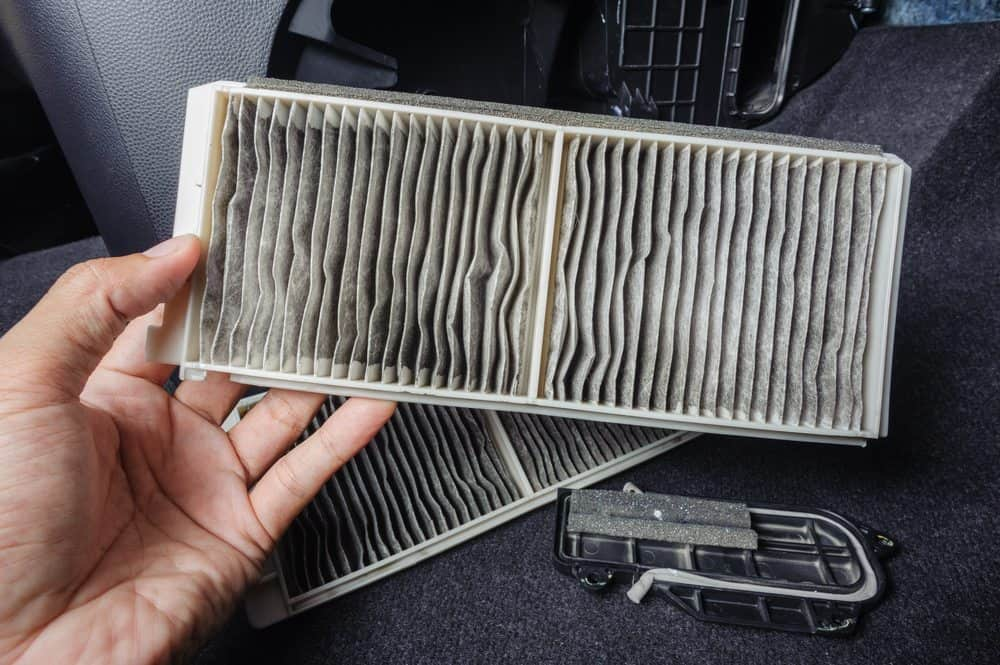 filtro de ar condicionado importancia