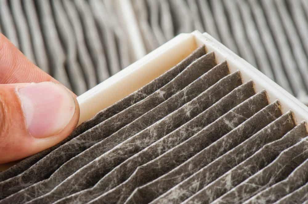 filtro de ar condicionado inverno