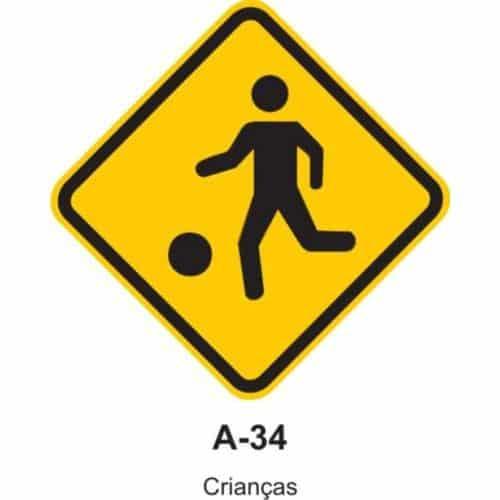 placas de sinalizacao de transito 10