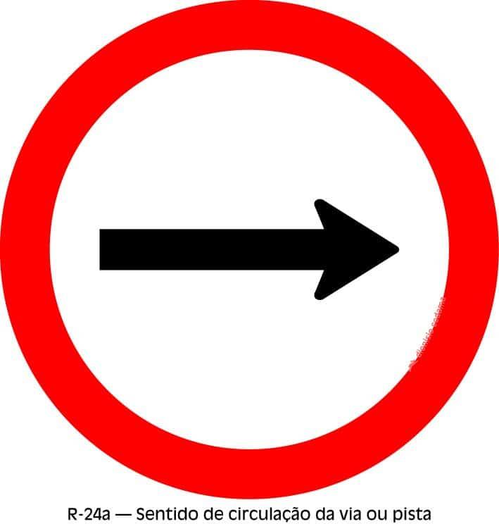 Conheça as Placas de Sinalização de Trânsito  Categorias e Imagens a2a8f9a9e6