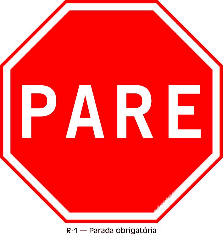 placas de sinalizacao de transito 8