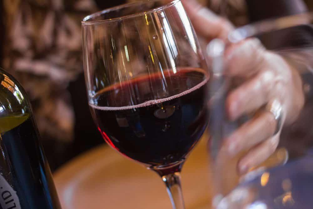 quanto tempo depois de beber posso dirigir vinho