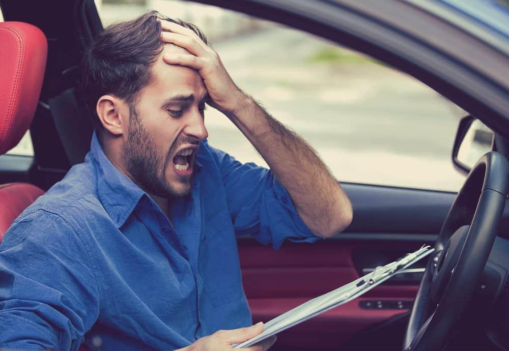 transferencia de multa para outro condutor o que fazer