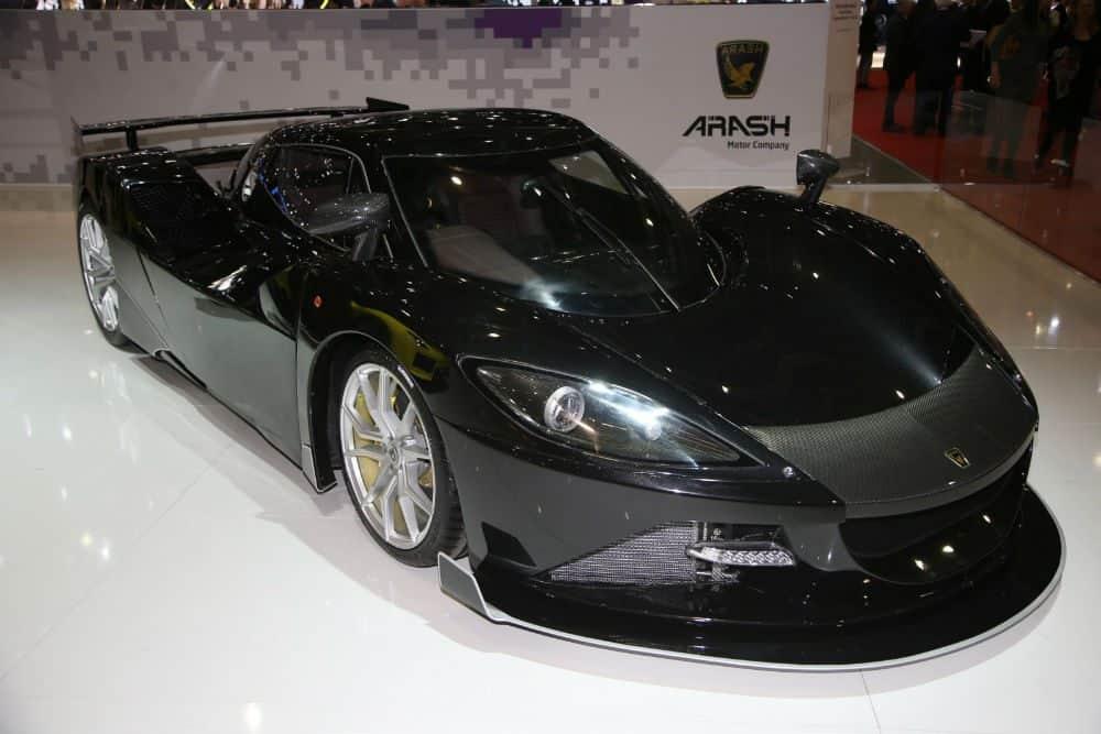 10 carros mais caros do mundo 1