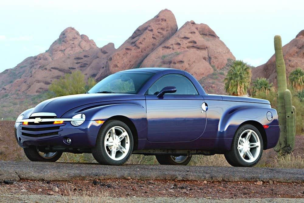 5 Chevrolet SSR
