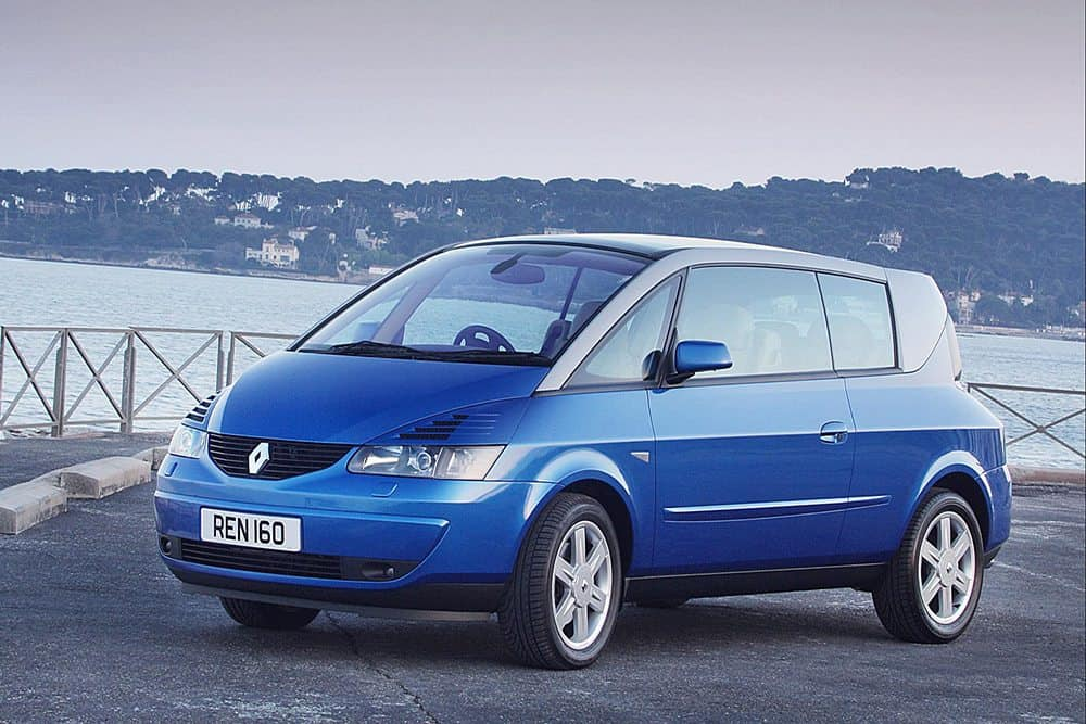 7 Renault Avantime