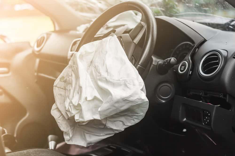 air bag precisa revisao para saber se esta valido