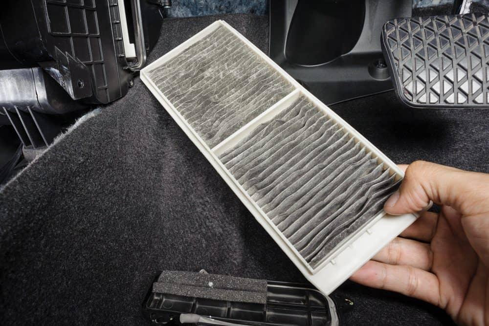 ar condicionado carro filtro de ar