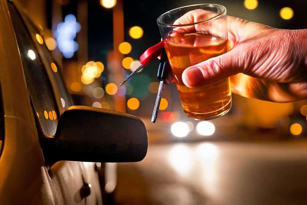 bebida e direcao fatos
