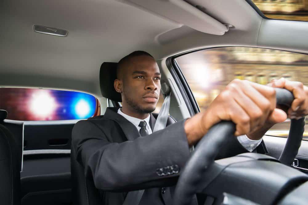blitz policial se comportar