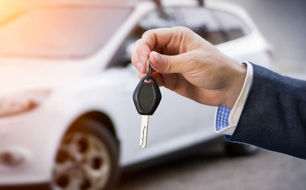 chave de carro conheca tipos chaves