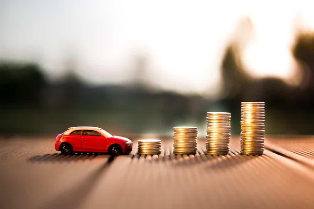 comprar ou alugar carros mais caro