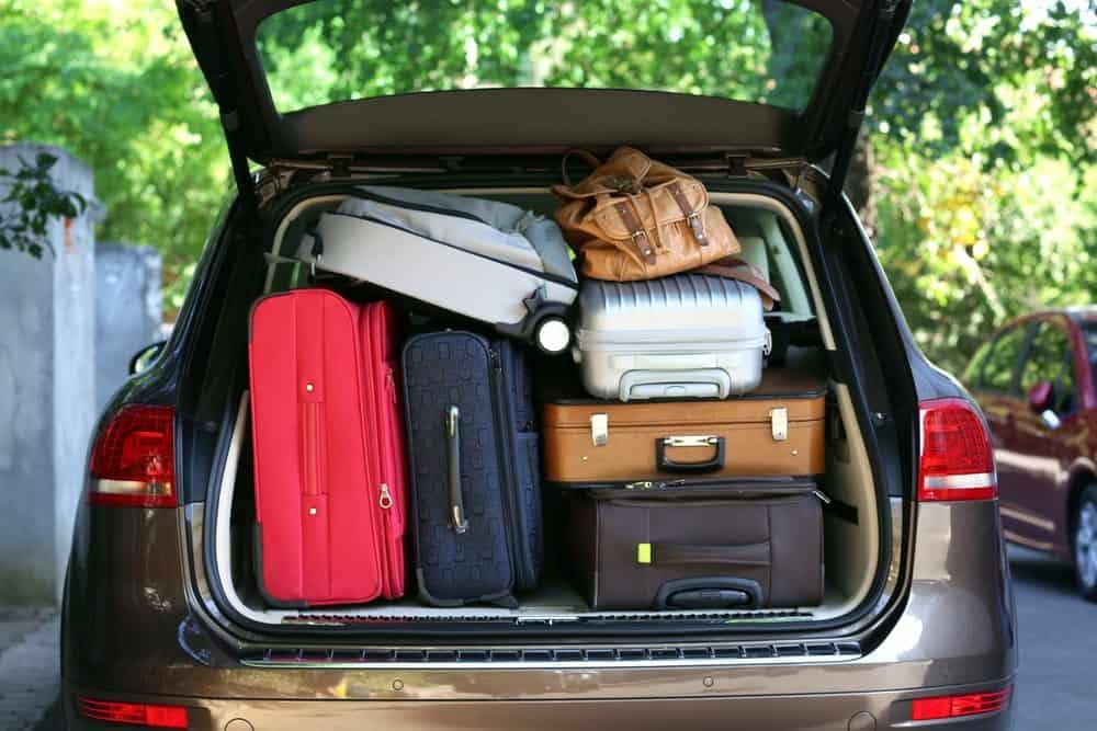 excesso de bagagem casos