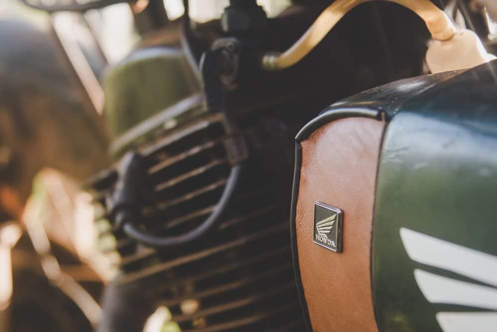 moto de corrida sucesso pos guerra honda
