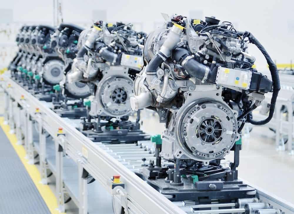 motor de carro tipos