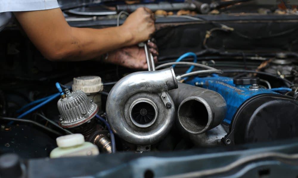 motor turbo tipos