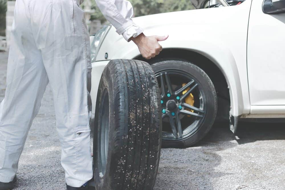 rodizio de pneus cuidado preventivo