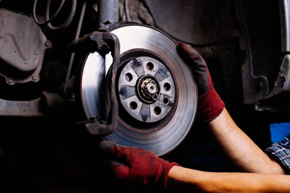 tipos de freio disco