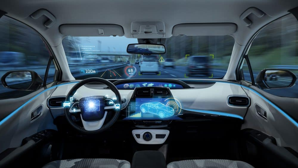carro do google carros autonomos