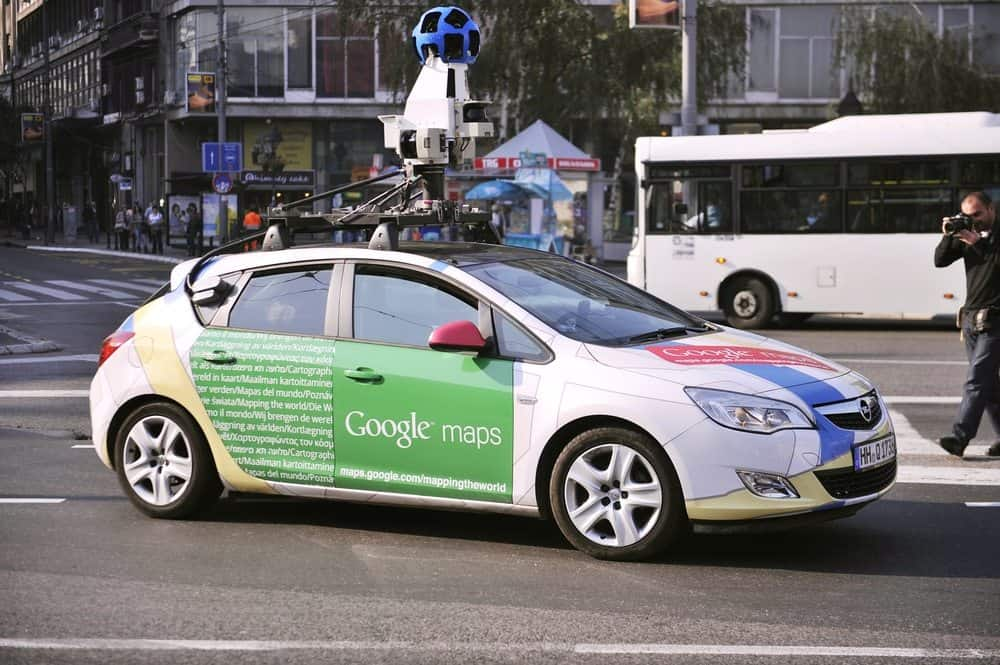 carro do google como funciona sem motorista