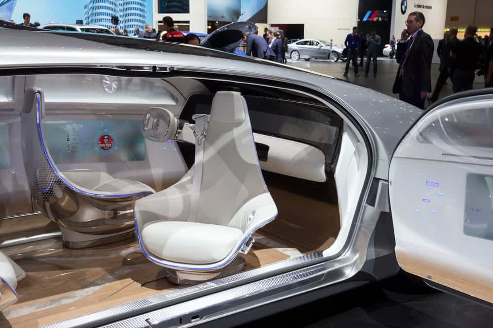 como funciona o carro do google que n o precisa de motorista. Black Bedroom Furniture Sets. Home Design Ideas