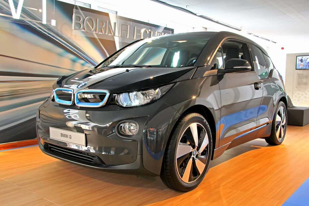 carros do futuro bmw i3