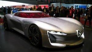 carros do futuro renault trezor capa