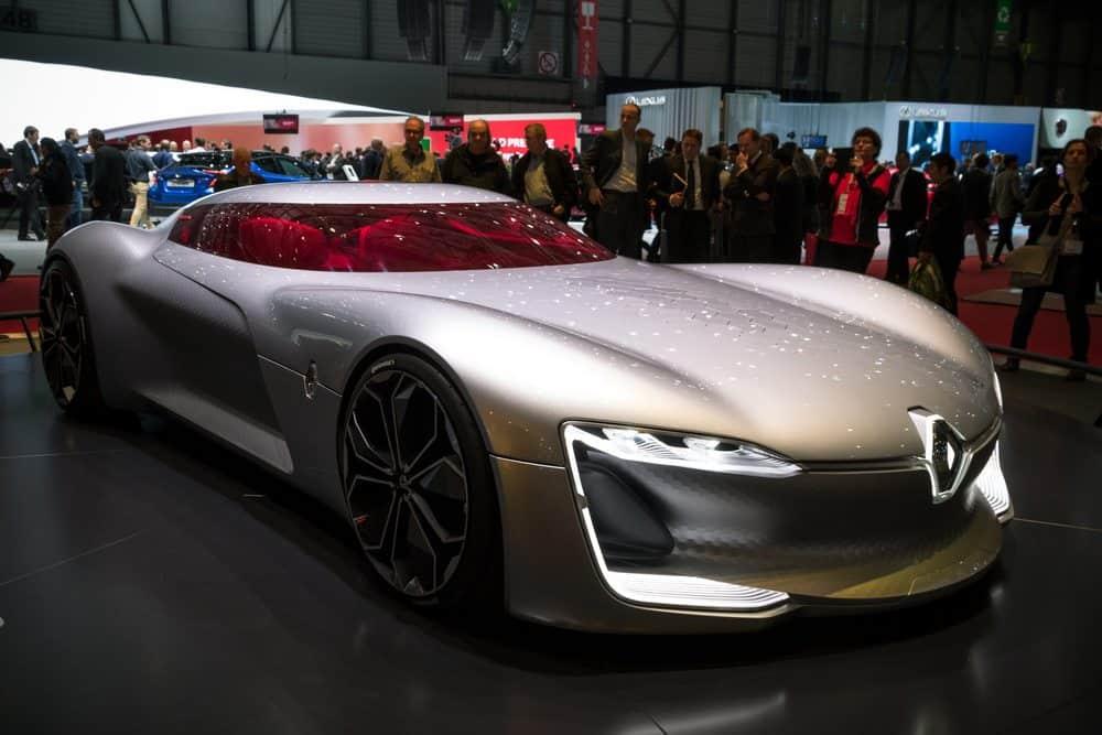 carros do futuro renault trezor