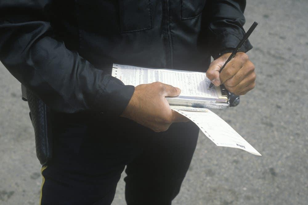 consultar multas tipos multas transito