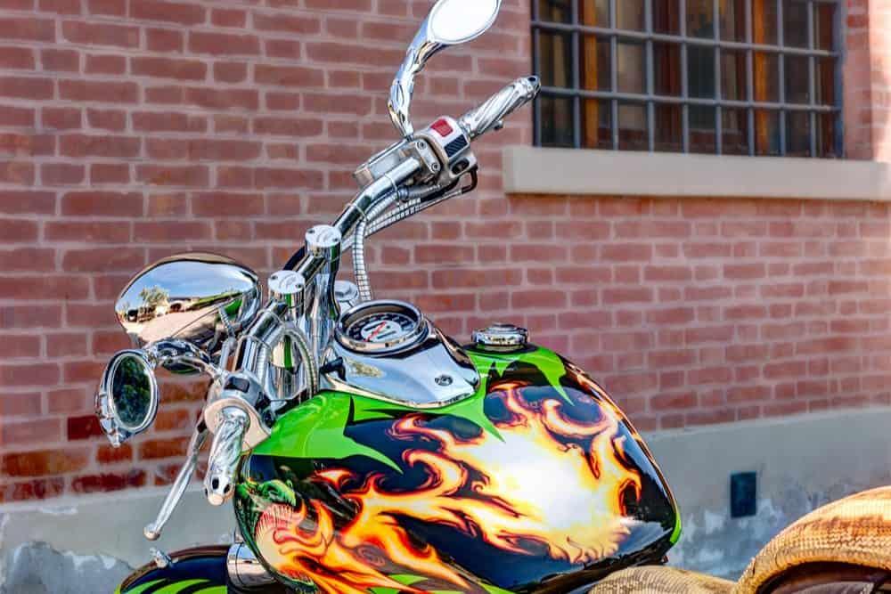 customizar motos brasil
