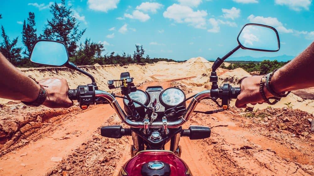 customizar motos oferece riscos