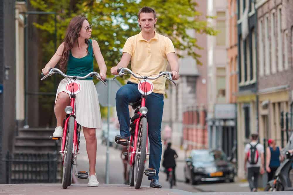 maior estacionamento de bicicletas do mundo conclusao