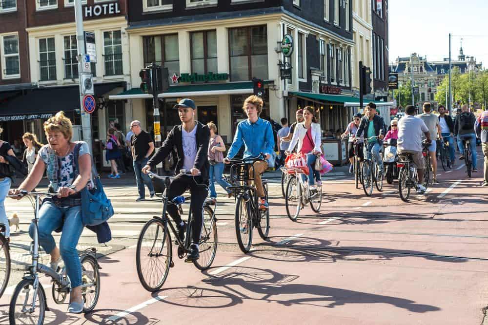 maior estacionamento de bicicletas do mundo maior concentracao