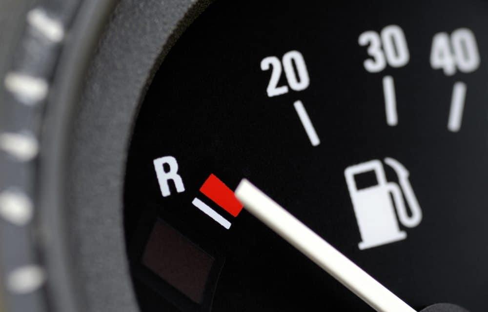 tanque combustivel gasta rapido