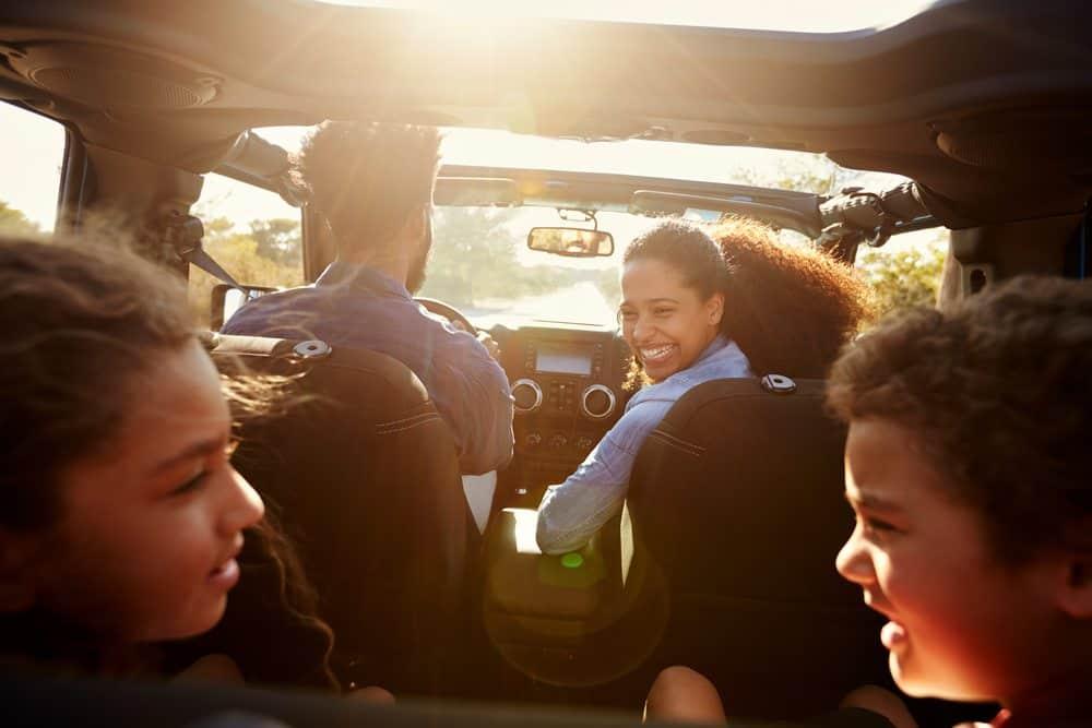 viagem de carro como viajar