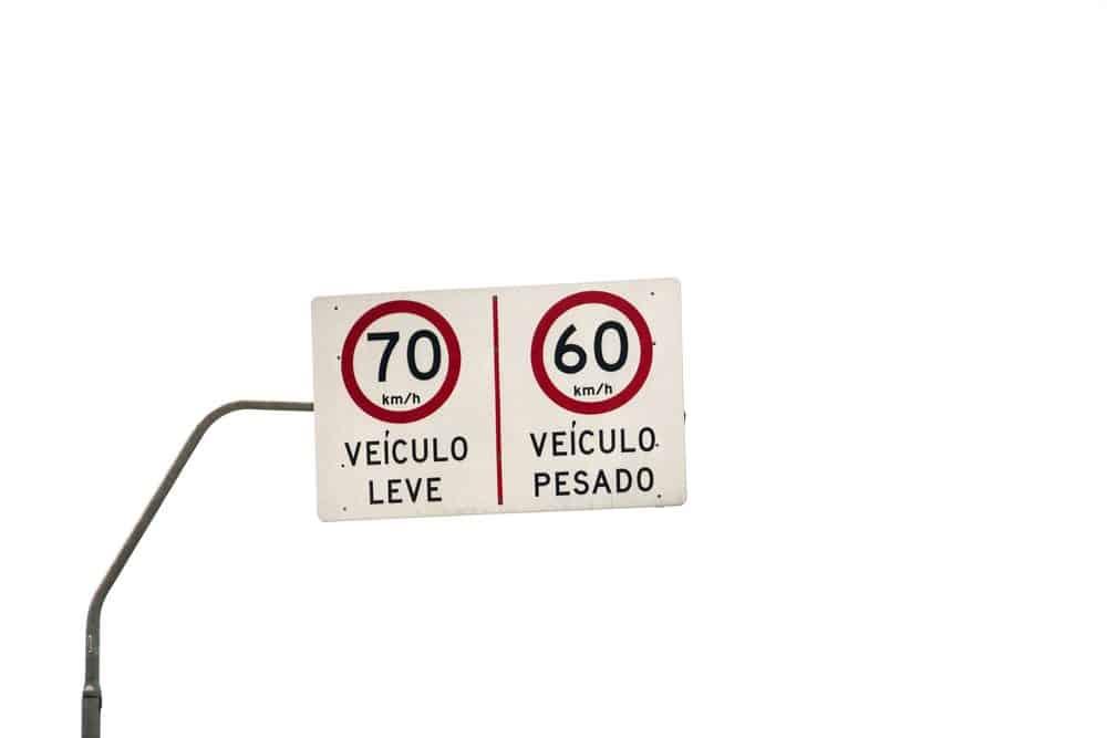 velocidades maximas rodovia existe tolerancia brasil
