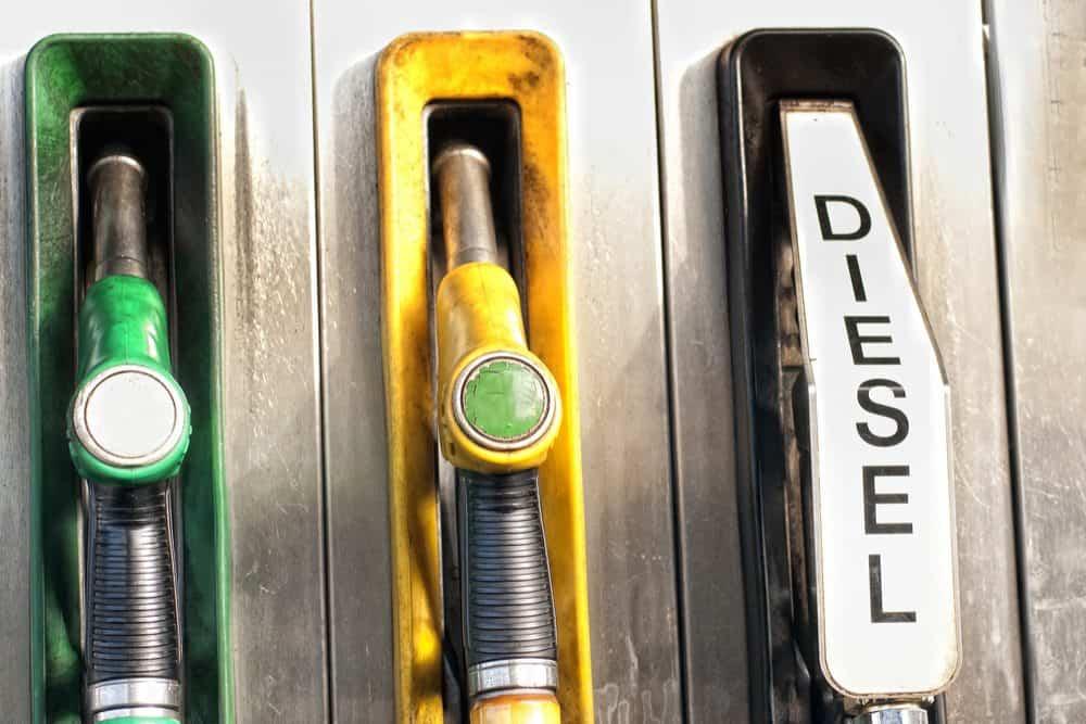 alcool ou gasolina diesel