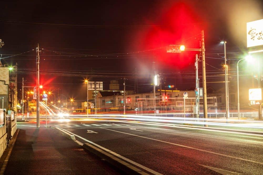 avancar sinal vermelho