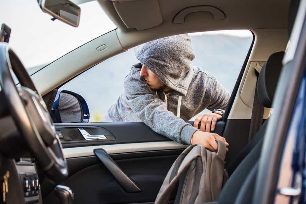carro sem documento roubos perdas danos