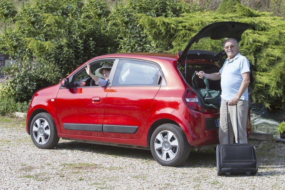 cuidados com o carro antes de viajar bagagem