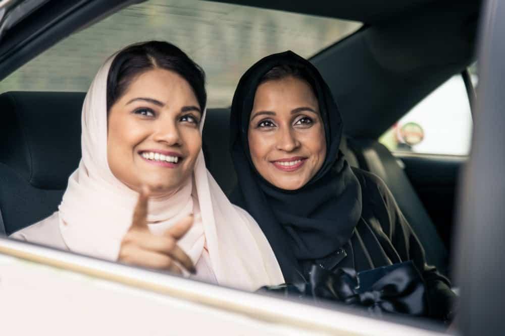 direito de dirigir para mulheres arabes proibicao