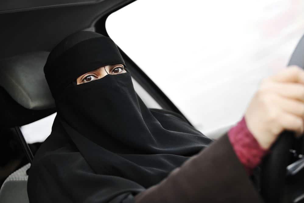 direito de dirigir para mulheres decreto
