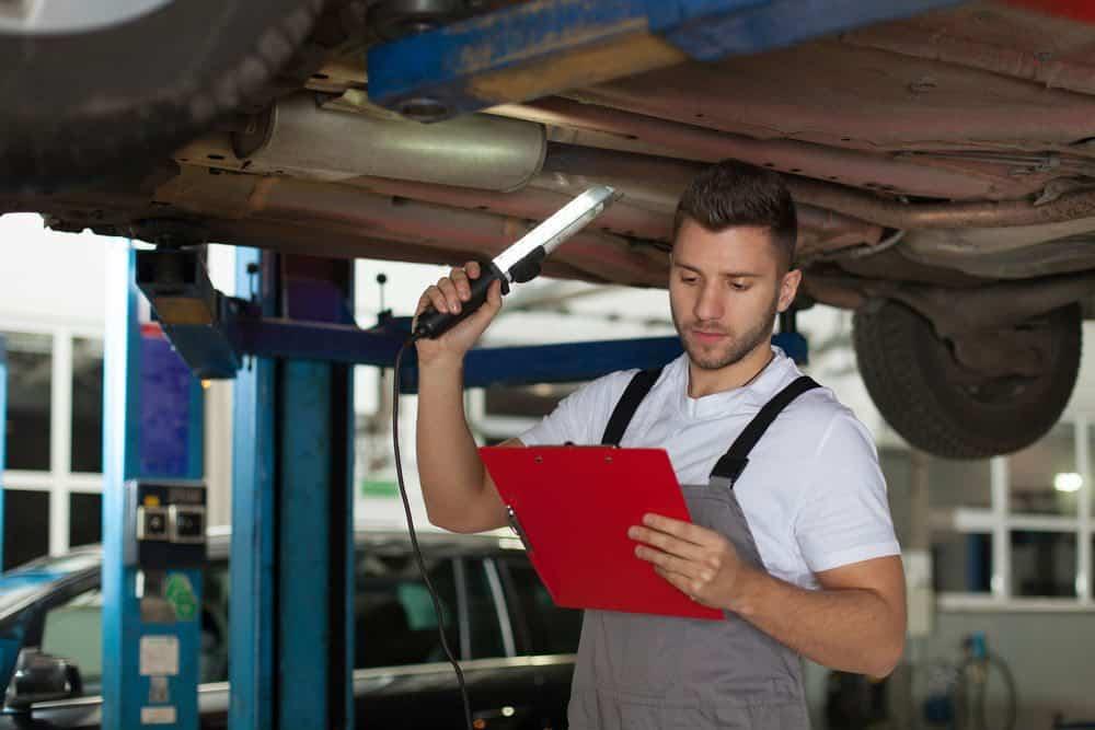 inspecao veicular procedimentos