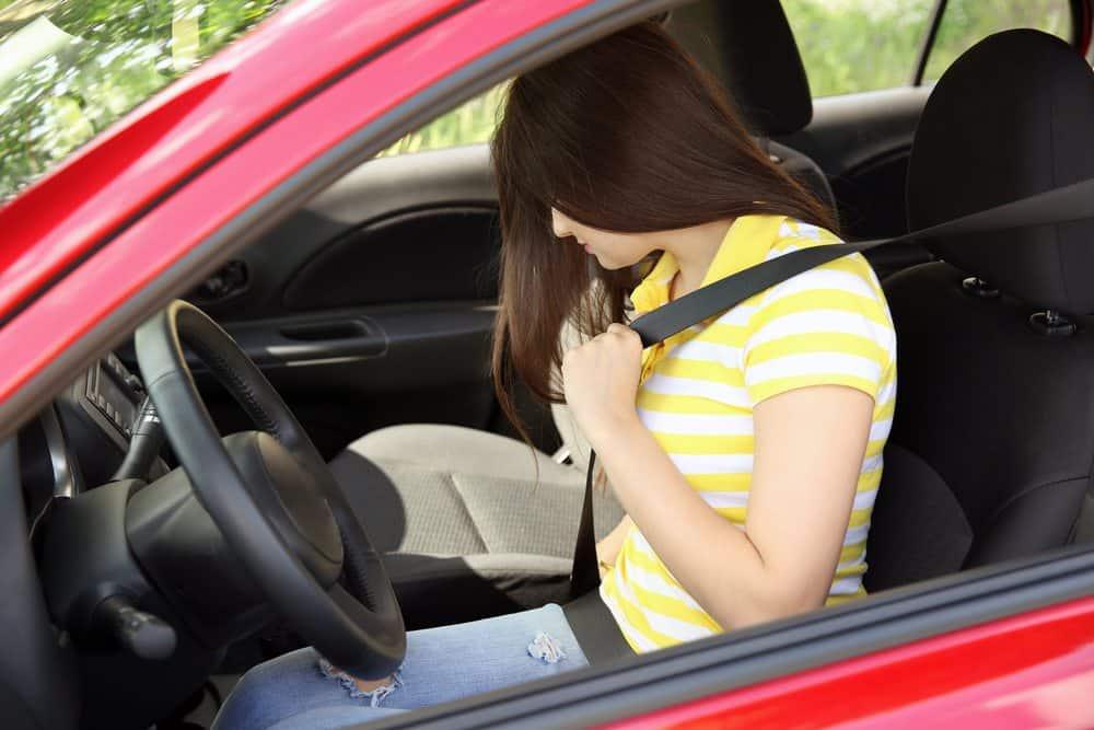 multas mais comuns nao usar cinto