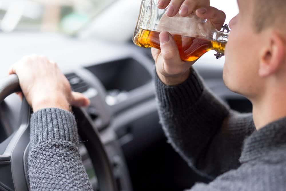pena motorista embriagado dirigir beber aumenta