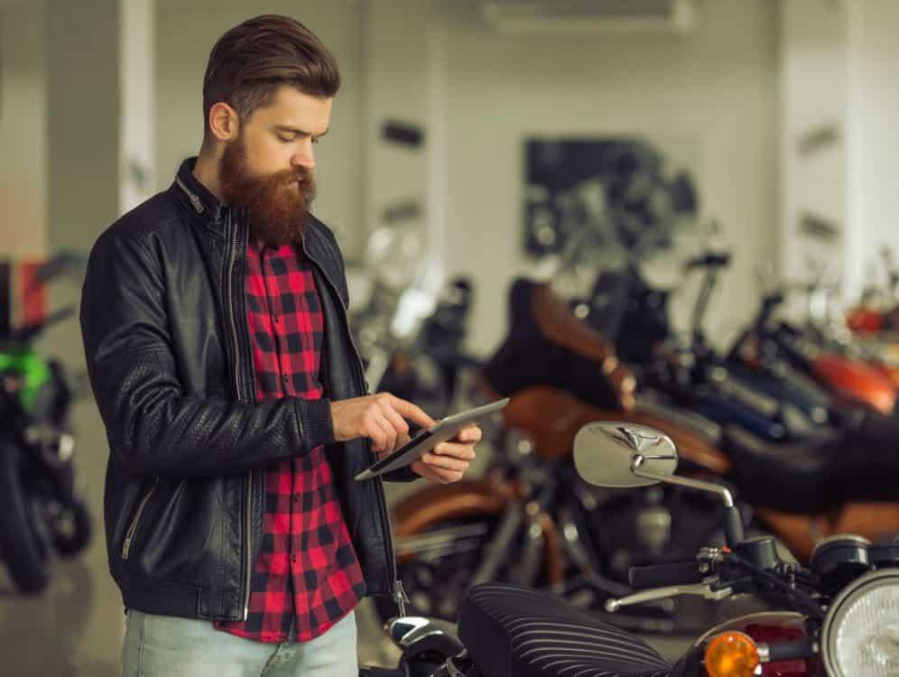 transferencia de moto comunicacao vendas eletronico