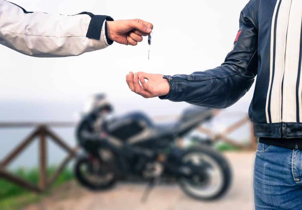 transferencia de moto multas veiculo