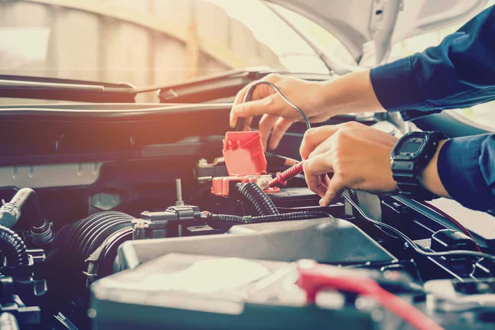 bateria do carro carro parado consome energia